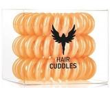 HH Simonsen Hair Bobbles Orange gumičky do vlasů oranžové 3 kusy