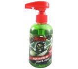 Marvel Hulk tekuté mýdlo na ruce se zvuky 250 ml