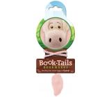 If Book Tails Bookmarks Provázková záložka Prasátko 90 x 65 x 210 mm