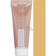 Gabriella Salvete Miracle Cream Highlighting hydratační krémový rozjasňovač 01 Be A Star 25 ml