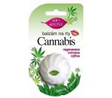 Bione Cosmetics Cannabis balzám na rty vajíčko 6 ml