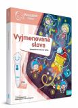 Albi Kouzelné čtení interaktivní mluvící kniha Vyjmenovaná slova