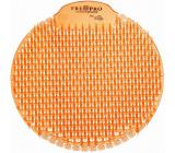 Fre Pro Slant Mango vonné sítko do pisoáru oranžové 18 x 18 x 1,5 cm 81 g