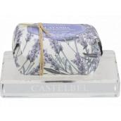 Castelbel křišťálově průhledná mýdlenka 12,5 x 8,5 cm