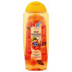 Bohemia Kids Meruňka vlasový šampon 300 ml