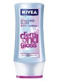 Nivea Diamond Gloss pro oslňující lesk kondicionér 200 ml