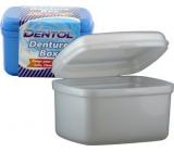 Dentol Denture Box krabička na umělý chrup 1 kus