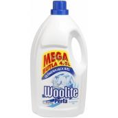 Woolite Extra White Brilliance tekutý prací prostředek 75 dávek 4,5 l