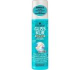 Gliss Kur Million Gloss regenerační expres balzám na vlasy 200 ml
