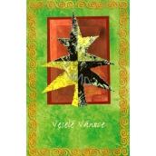 Nekupto Blahopřání Veselé Vánoce - strom 1 kus
