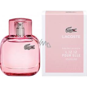 Lacoste Eau De Lacoste L.12.12 Pour Elle Sparkling toaletní voda pro ženy 30 ml