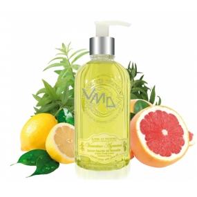 Jeanne en Provence Verveine Agrumes Verbena a Citrusové plody tekuté mýdlo 300 ml