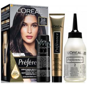 Loreal Paris Préférence barva na vlasy 3.0 Brasilia Světle kaštanová