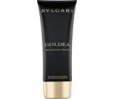 Bvlgari Goldea the Roman Night sprchový gel pro ženy 100 ml