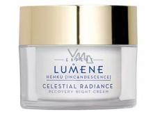 Lumene Celestial Radiance Recovery Night Cream Obnovující noční krém Nebeská záře Hehku 50 ml