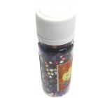 Art e Miss Sypací glitr pro dekorativní použití Hvězdičky mix barev 14 ml