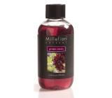 Millefiori Milano Natural Grape Cassis - Hrozny a černý rybíz Náplň difuzéru pro vonná stébla 250 ml