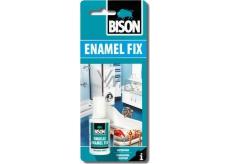 Bison Enamel Fix studený smalt pro opravy a poškození 20 ml