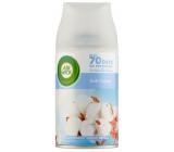 Air Wick FreshMatic Pure Jemná bavlna automatický osvěžovač náhradní náplň 250 ml