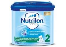 Nutrilon kojenecké mléko 2 6 - 12 měsíců 350 g