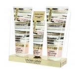 Vivian Gray Temptation - Pokušení luxusní tělové mléko 100 ml + sprchový gel 100 ml + krém na ruce 30 ml, kosmetická sada