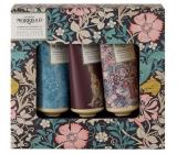 Heathcote & Ivory Pink Clay & Honeysuckle vyživující krém na ruce a nehty 3 x 30 ml kosmetická sada