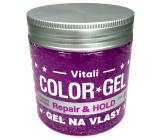 Styl Vitali Color Repair & Hold Aloe Vera tužicí gel na vlasy 390 ml
