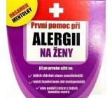 Nekupto První pomoc při Alergii na ženy mentolky 12 g