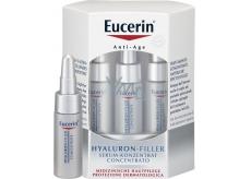 Eucerin Hyaluron-Filler sérum proti vráskám 6 x 5 ml