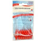 TeTePe Original Mezizubní kartáčky Normal 0,5 mm červený 8 ks