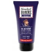Blondépil Homme Nettoyant čisticí gel na obličej a vousy pro muže 150 ml