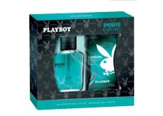 Playboy Endless Night for Him toaletní voda 60 ml + sprchový gel 250 ml, dárková sada