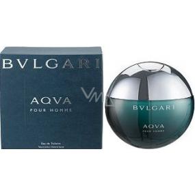 Bvlgari Aqva pour Homme toaletní voda pro muže 100 ml