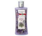 Bohemia Gifts & Cosmetics Lavender regenerační krémový sprchový gel 250 ml