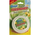 Duzzit Fridge Lemon pohlcovač a osvěžovač pachu v ledničce 1 kus