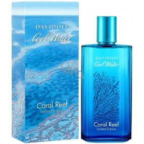 Davidoff Cool Water Coral Reef Man toaletní voda 125 ml