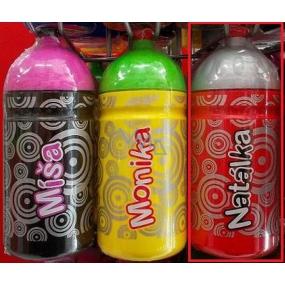 Nekupto Láhev pro zdravé pití s názvem Natálka 0,5 l 1 kus