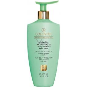 Collistar Crio-Gel Anticellulite chladivý gel proti celulitidě 400 ml