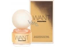 Dsquared2 Want parfémovaná voda pro ženy 100 ml