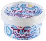 Bomb Cosmetics Tippy Toes Přírodní chladivý krém na nohy s mátou ručně vyrobeno 200 ml