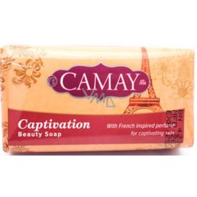Camay Captivation toaletní mýdlo 80 g