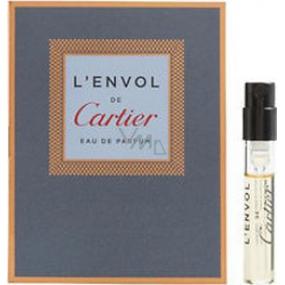 Cartier L Envol de Cartier parfémovaná voda pro muže 2 ml s rozprašovačem, Vialka