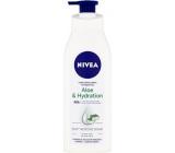 Nivea Aloe & Hydration 48h lehké tělové mléko 400 ml