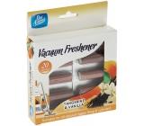 Pan Aroma Vacuum Freshener Mandarinka & Vanilka vůně do vysavače 20 kapslí