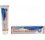 Beauty Formulas Smokers Fresh Breath zubní pasta pro kuřáky jemně odstraní skvrny a zabarvení zubů 100 ml