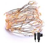 Emos Osvětlení vánoční 10 m, 100 LED teplá bílá + 5m přívodní kabel