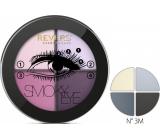 Revers Smoky Eye oční stíny 3M 8 g