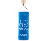 Masaru Emoto Biolahev cestovní, sportovní revitalizační láhev pro děti Polární medvěd 0,5 l