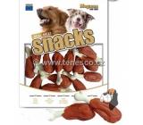 Magnum Kachna stehno na křupavé kalciové kostičce měkká, přírodní masová pochoutka pro psy 250 g