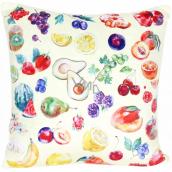 Albi Relaxační polštář velký Ovoce 50 x 50 cm